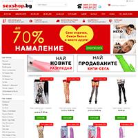 Онлайн секс магазин Sexshop.bg